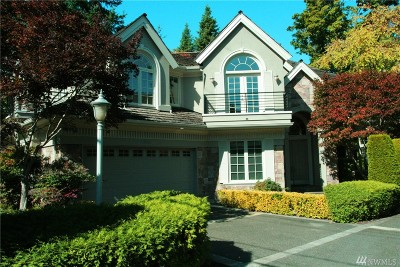 Mercer Island Single Family Home For Sale: 3985 92nd Place SE
