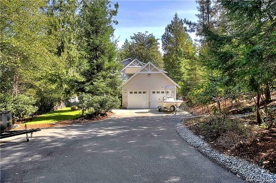 Gig Harbor WA Single Family Home For Sale: $749,000