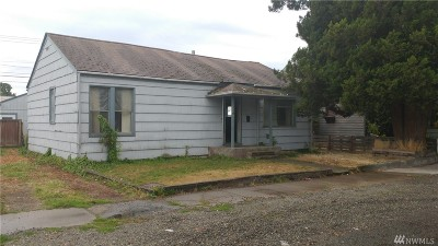 Sumner Single Family Home For Sale: 1314 North St