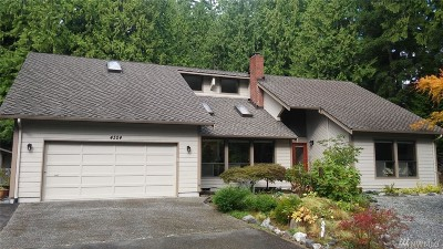 Snohomish Single Family Home For Sale: 4324 94th Dr SE