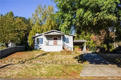 Chehalis Single Family Home For Sale: 62 SE Washington Ave