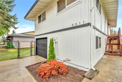 Single Family Home For Sale: 5011 N McBride St