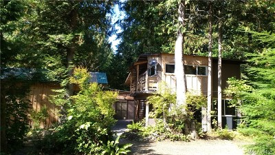 Maple Falls Single Family Home For Sale: 7725 Shire Rd