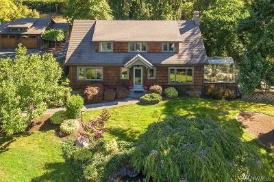 Tacoma Single Family Home For Sale: 4619 Slayden Rd NE