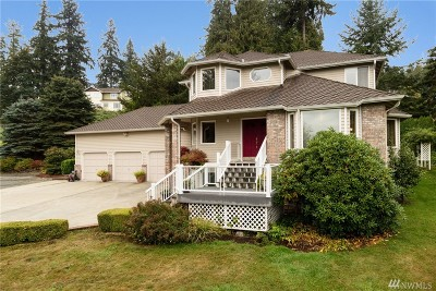 Snohomish Single Family Home For Sale: 13620 State Route 9 SE