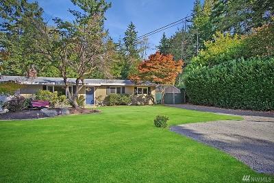Bothell Single Family Home For Sale: 109 Bellflower Rd