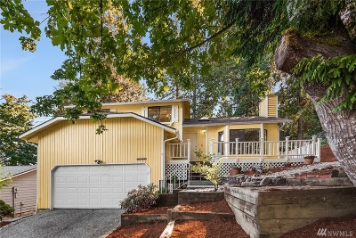 Sammamish Single Family Home For Sale: 22721 NE 12th Place