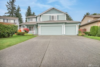 Puyallup Single Family Home For Sale: 11007 135th St Ct E