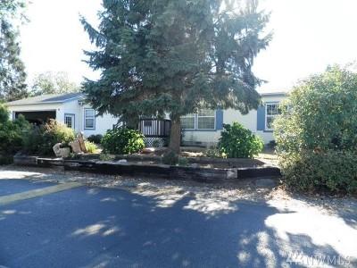 Whatcom County Mobile Home For Sale: 2350 Douglas Rd #49