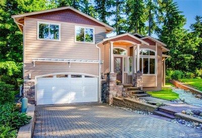 Bothell Single Family Home For Sale: 22710 1st Dr SE