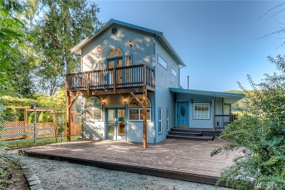 Black Diamond Single Family Home For Sale: 27430 SE Green River Gorge Rd