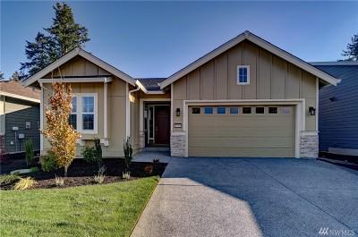 Lacey Single Family Home For Sale: 8745 Vashon Ct NE