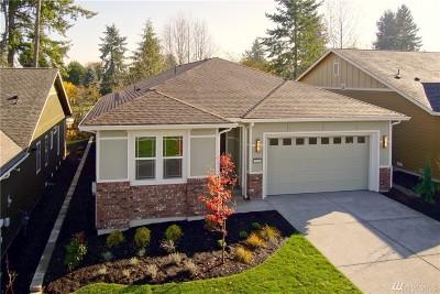 Lacey Single Family Home For Sale: 8749 Vashon Ct NE