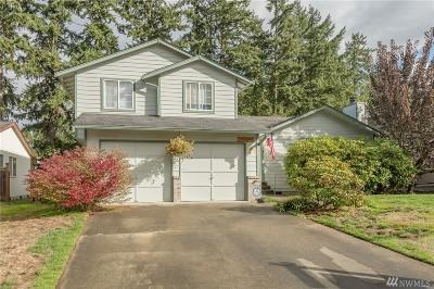 Spanaway Single Family Home For Sale: 16621 10th Av Ct E
