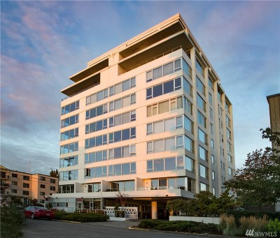 Condo/Townhouse For Sale: 415 W Mercer St #902