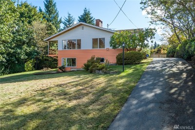 Bothell Single Family Home For Sale: 10431 NE 168th St