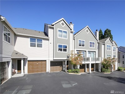 Lynnwood Condo/Townhouse For Sale: 3116 164th St SW #209