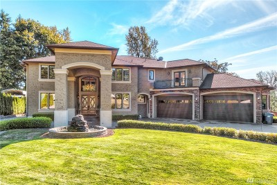 Renton Single Family Home For Sale: 17825 SE 137th St
