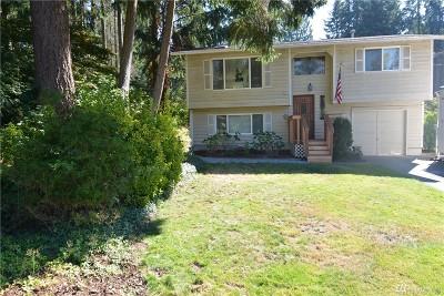 Bonney Lake Single Family Home For Sale: 19309 65th St E