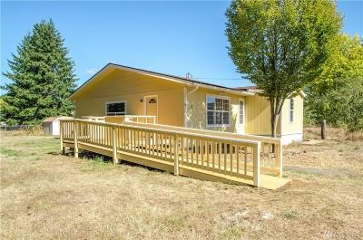 Centralia Single Family Home For Sale: 225 E Roanoke St