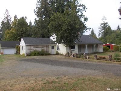 Shelton Single Family Home Pending: 1760 SE Arcadia Rd