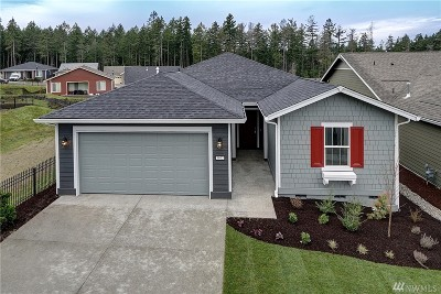 Lacey Single Family Home For Sale: 8602 Vashon Dr NE
