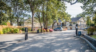 Lakewood Condo/Townhouse For Sale: 8017 Custer Rd SW #A3