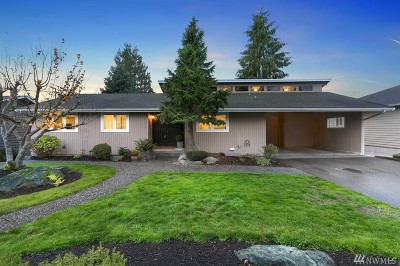 Snohomish Single Family Home For Sale: 1620 Terrace Ave
