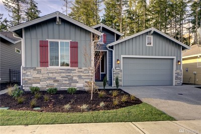 Lacey Single Family Home For Sale: 5243 Waldron Dr NE