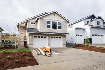 Sedro Woolley Single Family Home For Sale: 1418 E Gateway Heights Lp
