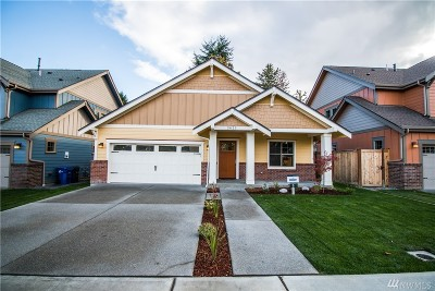 Single Family Home For Sale: 3623 22nd Ave NE