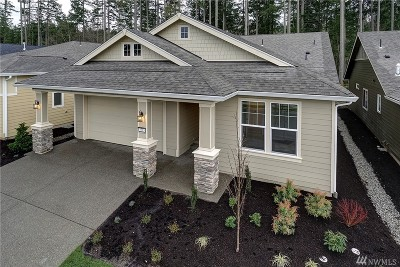 Lacey Single Family Home For Sale: 5303 Waldron Dr NE