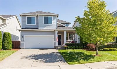 Sumner Single Family Home For Sale: 2207 162nd Av Ct E