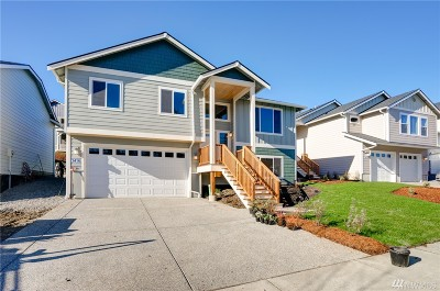 Sedro Woolley Single Family Home For Sale: 1414 E Gateway Heights Lp