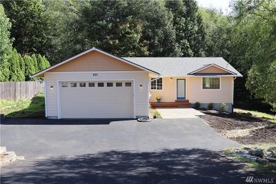 Shelton Single Family Home Pending: 891 SE Crescent Dr