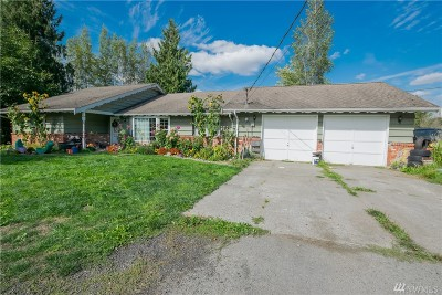 Snohomish County Residential Lots & Land For Sale: 6209 108th St NE