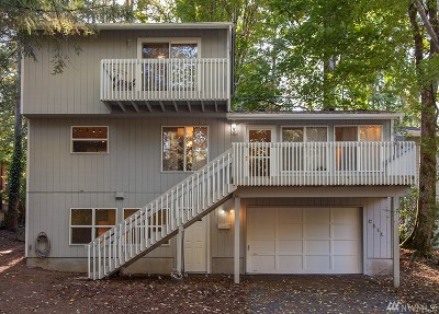 Bellingham Single Family Home Sold: 2111 Old Lakeway Dr