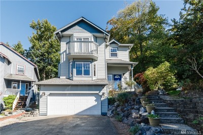 Bellingham Single Family Home Sold: 1450 Sweetbay Ct