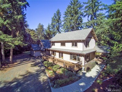 Gig Harbor Single Family Home For Sale: 12916 Point Richmond Dr NW