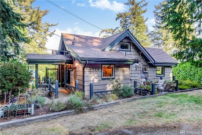 Coupeville Single Family Home For Sale: 1723 North Bluff Rd