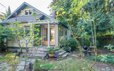 Single Family Home Sold: 11822 14th Ave SW