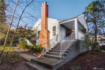 King County Single Family Home For Sale: 17405 Ashworth Ave N #500