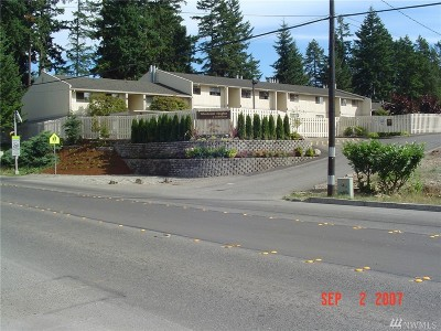 Auburn WA Condo/Townhouse For Sale: $155,000