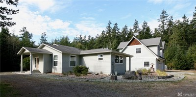 Oak Harbor Single Family Home For Sale: 2050 Hastie Lake Rd