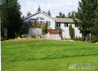 Mason County Rental For Rent: 191 E Vine Maple Lane