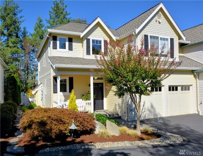 Gig Harbor Condo/Townhouse For Sale: 3535 Edwards Dr