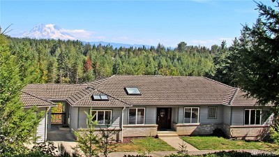 Eatonville Single Family Home For Sale: 40217 62nd Ave E