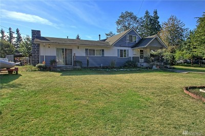 Spanaway Single Family Home For Sale: 238 160th St S