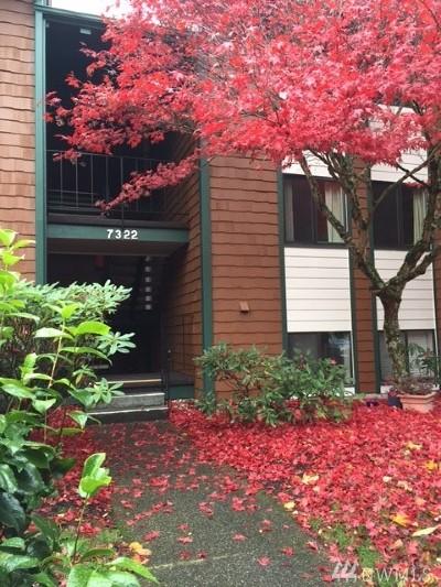 Tacoma Condo/Townhouse For Sale: 7322 N Skyview Pl E202 #E202