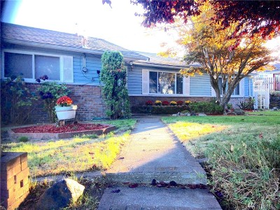 Federal Way Single Family Home For Sale: 413 SW 305th St